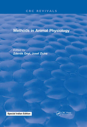 Methods In Animal Physiology book cover