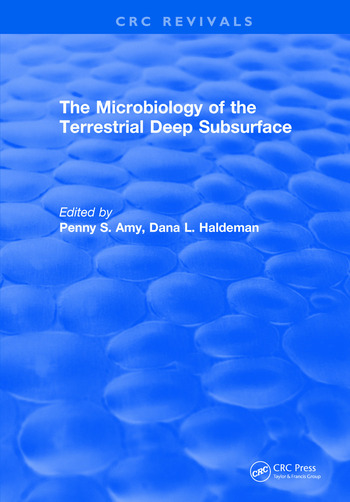 Microbiology of the Terrestrial Deep Subsurface book cover