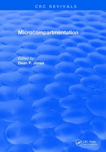 Microcompartmentation book cover