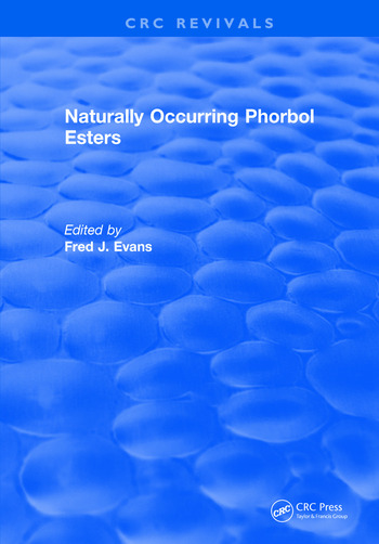 Naturally Occurring Phorbol Esters book cover
