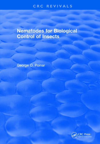 Nematodes for Biological Control of Insects book cover