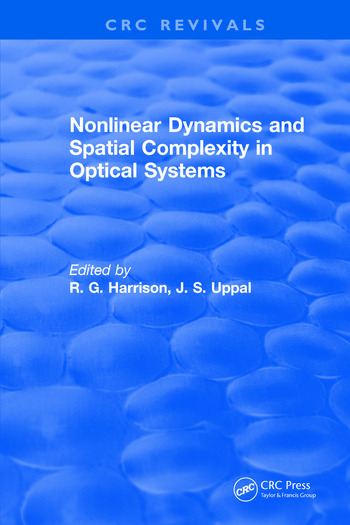 Nonlinear Dynamics and Spatial Complexity in Optical Systems book cover