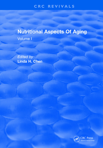 Nutritional Aspects Of Aging Volume 1 book cover