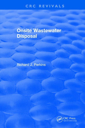 Onsite Wastewater Disposal book cover