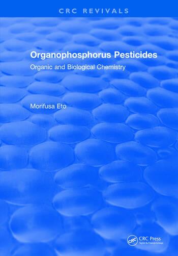 Organophosphorus Pesticides book cover