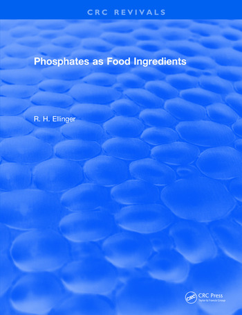 Phosphates As Food Ingredients book cover