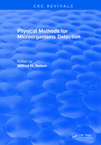 Physical Methods for Microorganisms Detection book cover