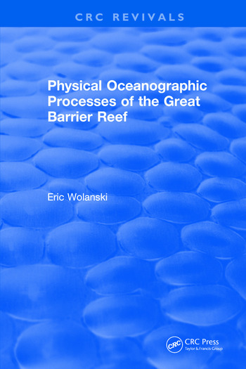 Physical Oceanographic Processes of the Great Barrier Reef book cover