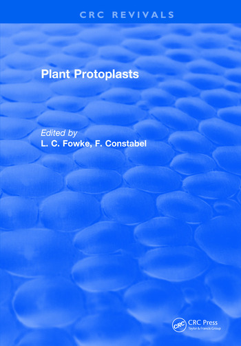 Plant Protoplasts book cover