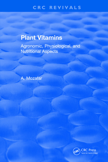 Plant Vitamins book cover
