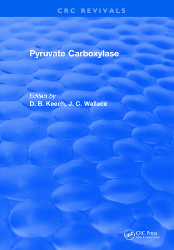 Pyruvate Carboxylase book cover