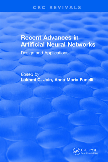 Recent Advances in Artificial Neural Networks book cover