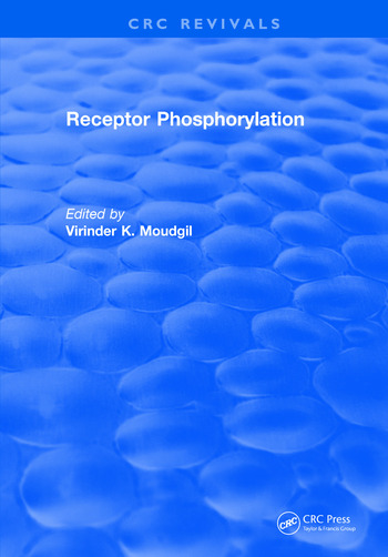 Receptor Phosphorylation book cover