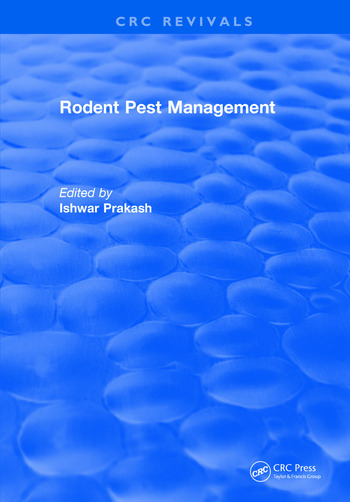Rodent Pest Management book cover