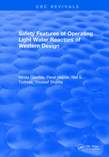 Safety Features of Operating Light Water Reactors of Western Design book cover