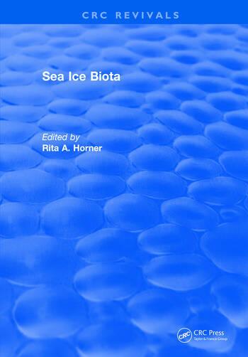 Sea Ice Biota book cover