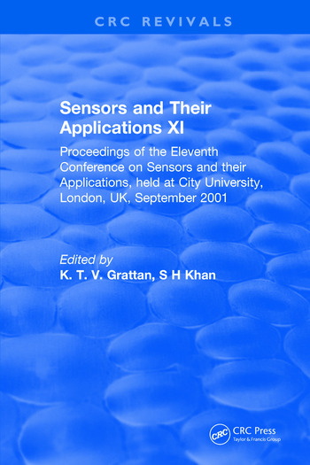 Sensors and Their Applications XI book cover