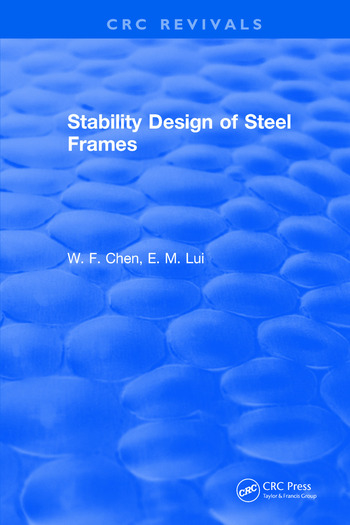 Stability Design of Steel Frames book cover