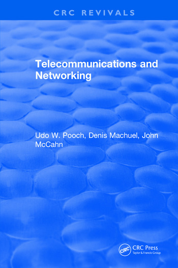 Telecommunications and Networking book cover