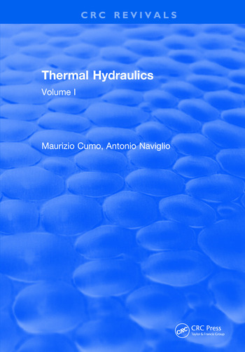 Thermal Hydraulics Volume I book cover