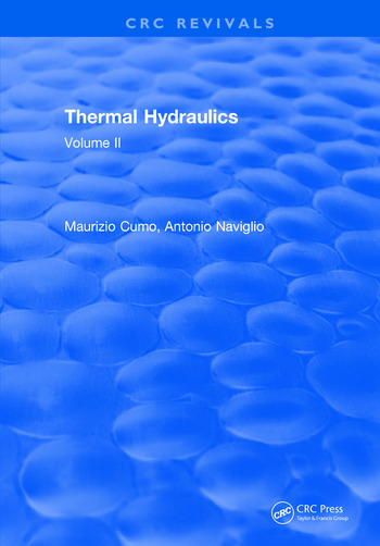 Thermal Hydraulics Volume II book cover