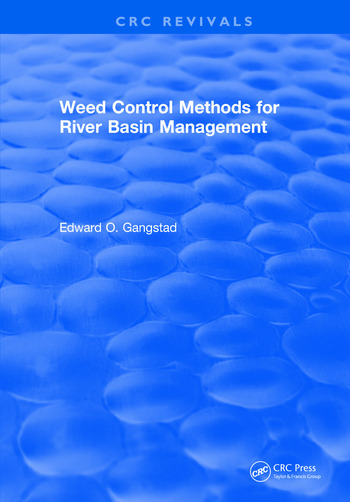 Weed Control Methods for River Basin Management book cover
