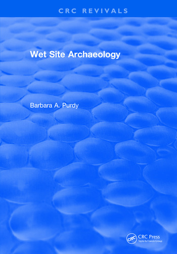 Wet Site Archaeology book cover