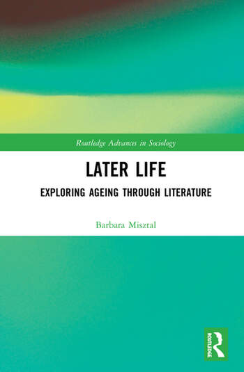 Later Life Exploring Aging through Literature book cover