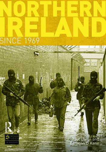 Northern Ireland Since 1969 book cover