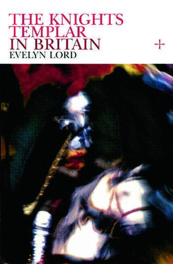 Knights Templar in Britain book cover