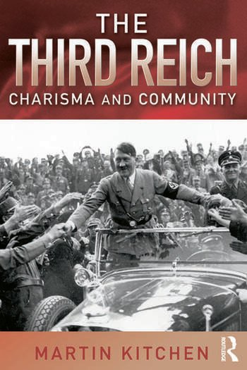The Third Reich Charisma and Community book cover