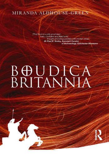Boudica Britannia book cover