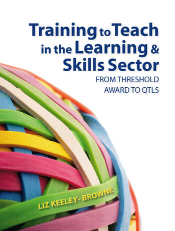 Training to Teach in the Learning and Skills Sector From Threshold Award to QTLS book cover
