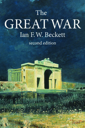 The Great War 1914-1918 book cover
