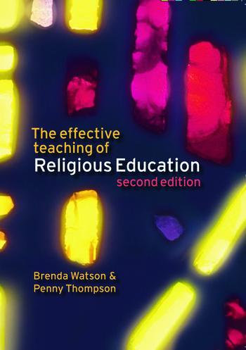 The Effective Teaching of Religious Education book cover
