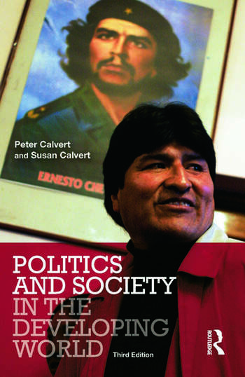 Politics and Society in the Developing World book cover