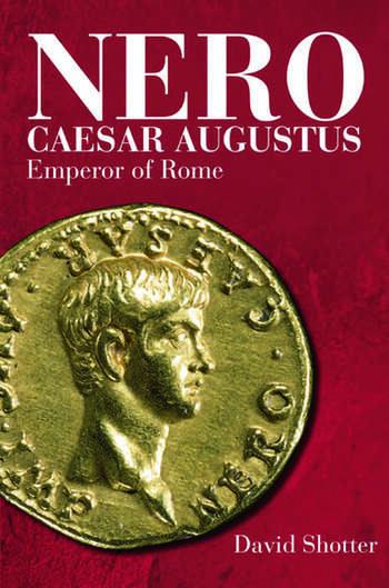 Nero Caesar Augustus Emperor of Rome book cover