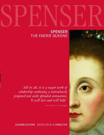 Spenser: The Faerie Queene book cover