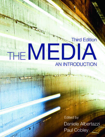 The Media An Introduction book cover