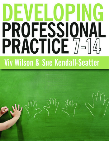 Developing Professional Practice 7-14 book cover