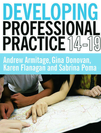 Developing Professional Practice 14-19 book cover