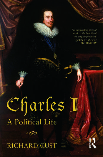Charles I book cover