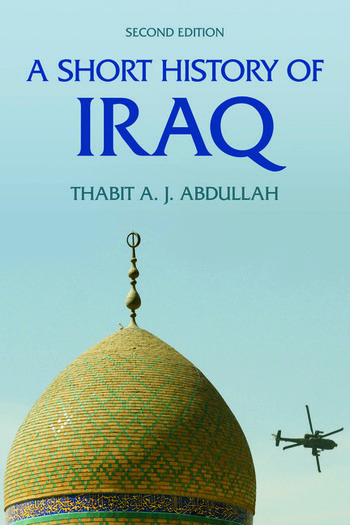 A Short History of Iraq book cover
