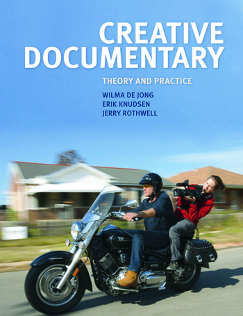 Creative Documentary Theory and Practice book cover