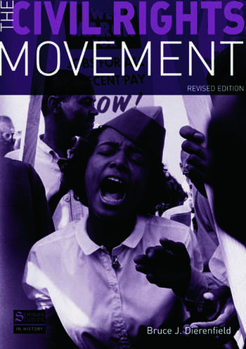 The Civil Rights Movement Revised Edition book cover