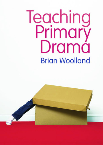 Teaching Primary Drama book cover