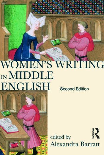 Women's Writing in Middle English An Annotated Anthology book cover