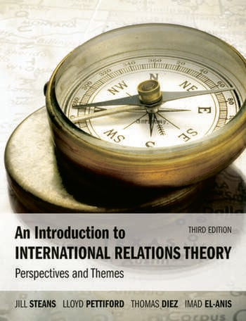 An Introduction to International Relations Theory Perspectives and Themes book cover