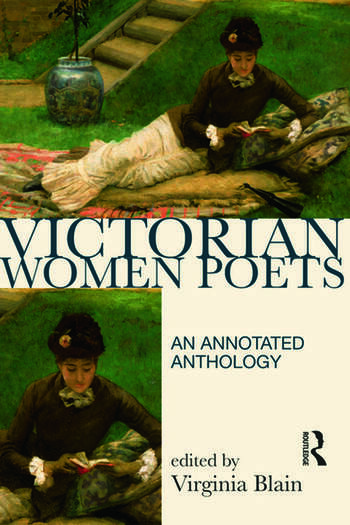 Victorian Women Poets An Annotated Anthology book cover