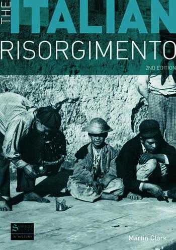 The Italian Risorgimento book cover